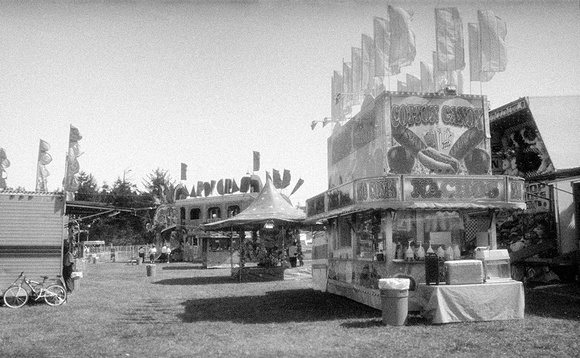 Lincoln County Fair, Newport, Oregon