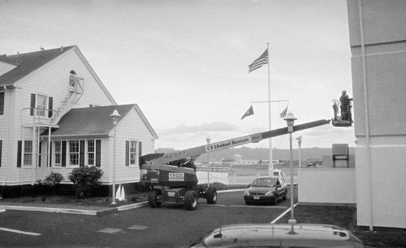 Coast Guard Station, Newport, Oregon